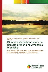 Dinâmica de carbono em uma floresta primária na Amazônia bra