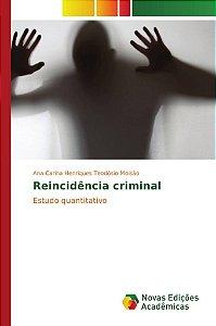 Reincidência criminal
