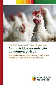 Aminoácidos na nutrição de monogástricos