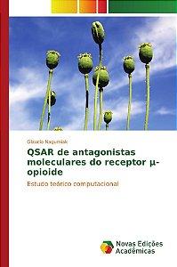 QSAR de antagonistas moleculares do receptor μ-opioide