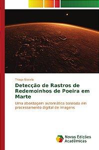 Detecção de Rastros de Redemoinhos de Poeira em Marte