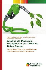 Análise de Matrizes Oleaginosas por RMN de Baixo Campo