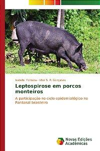 Leptospirose em porcos monteiros