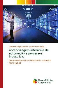 Aprendizagem interativa de automação e processos industriais