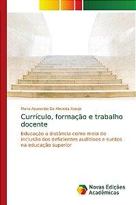 Currículo; formação e trabalho docente