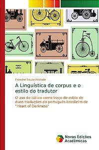 A Linguística de corpus e o estilo do tradutor