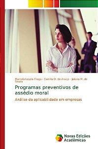 Programas preventivos de assédio moral