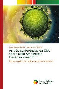 As três conferências da ONU sobre Meio Ambiente e Desenvolvi