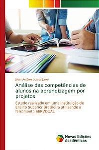 Análise das competências de alunos na aprendizagem por proje