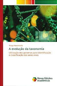 A evolução da taxonomia