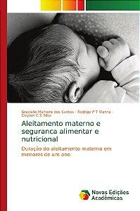 Aleitamento materno e seguranca alimentar e nutricional