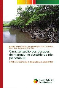 Caracterização dos bosques de mangue no estuário do Rio Jabo