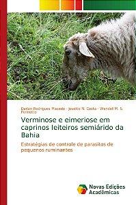 Verminose e eimeriose em caprinos leiteiros semiárido da Bah