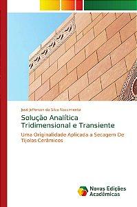 Solução Analítica Tridimensional e Transiente
