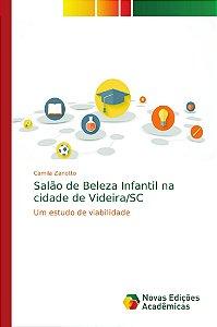 Salão de Beleza Infantil na cidade de Videira/SC