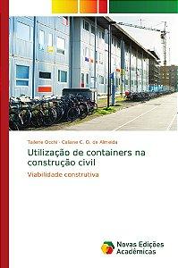 Utilização de containers na construção civil