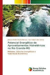 Potencial Energético de Aproveitamentos Hidrelétricos no Rio