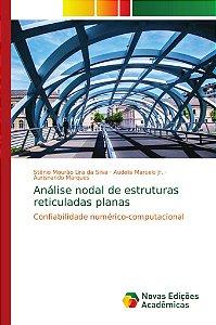 Análise nodal de estruturas reticuladas planas