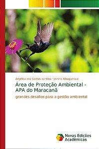 Área de Proteção Ambiental - APA do Maracanã