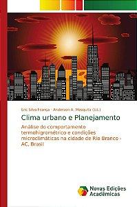 Clima urbano e Planejamento