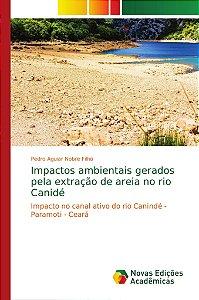 Impactos ambientais gerados pela extração de areia no rio Ca