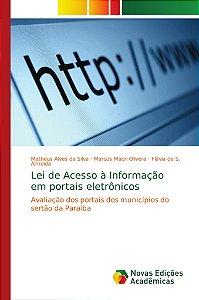 Lei de Acesso à Informação em portais eletrônicos