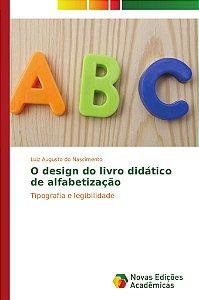 O design do livro didático de alfabetização