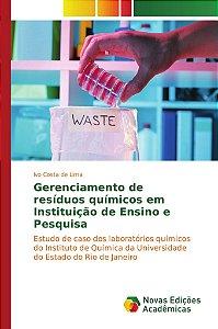 Gerenciamento de resíduos químicos em Instituição de Ensino
