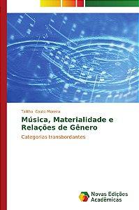 Música; Materialidade e Relações de Gênero