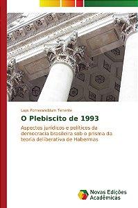 O Plebiscito de 1993