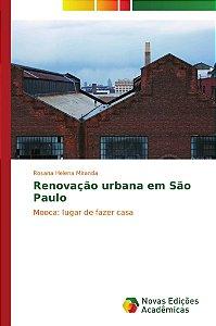 Renovação urbana em São Paulo