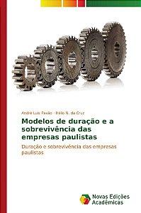 Modelos de duração e a sobrevivência das empresas paulistas