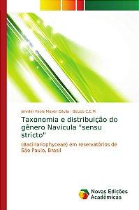 """Taxonomia e distribuição do gênero Navicula """"sensu stricto"""""""