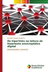 Os hiperlinks na leitura de hipertexto enciclopédico digital