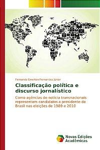 Classificação política e discurso jornalístico
