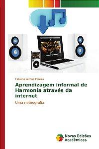 Aprendizagem informal de Harmonia através da internet