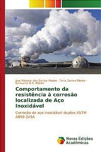 Comportamento da resistência à corrosão localizada de Aço In