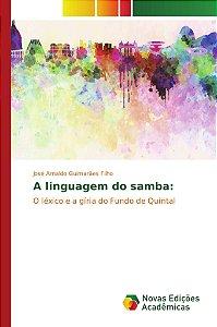 A linguagem do samba: