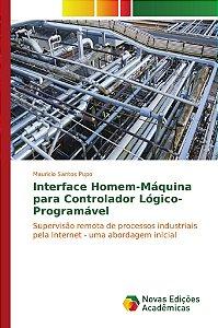 Interface Homem-Máquina para Controlador Lógico-Programável
