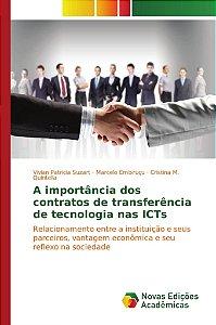 A importância dos contratos de transferência de tecnologia n
