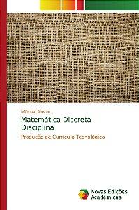 Matemática Discreta Disciplina