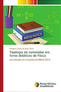 Tipologia de conteúdos em livros didáticos de Física