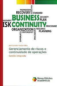 Gerenciamento de riscos e continuidade de operações