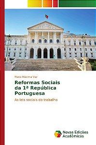 Reformas Sociais da 1ª República Portuguesa