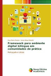 Framework para ambiente digital bilíngue em comunidades de p