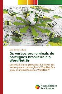 Os verbos pronominais do português brasileiro e a WordNet.Br