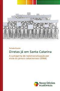 Diretas Já em Santa Catarina