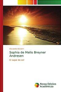 Sophia de Mello Breyner Andresen
