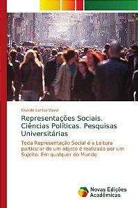 Representações Sociais. Ciências Políticas. Pesquisas Univer
