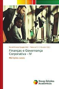 Finanças e Governança Corporativa - IV